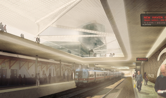 Becoming Bionomic - New Rochelle Transit Center
