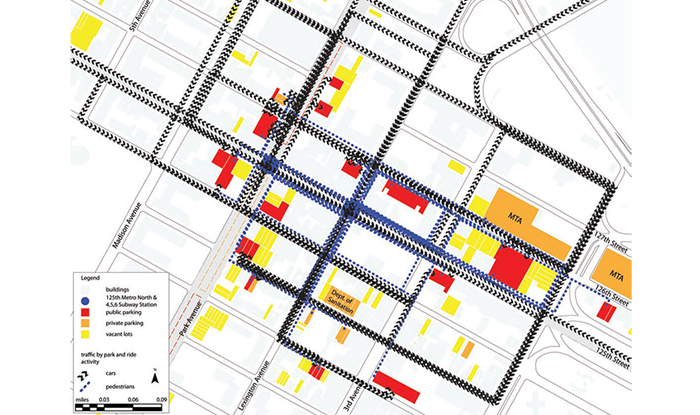 Physical analysis of potential impacts from the Congestion Pricing plan on Northern Manhattan