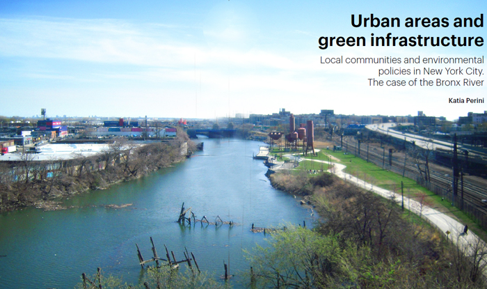 Urban Areas and green infrastructure